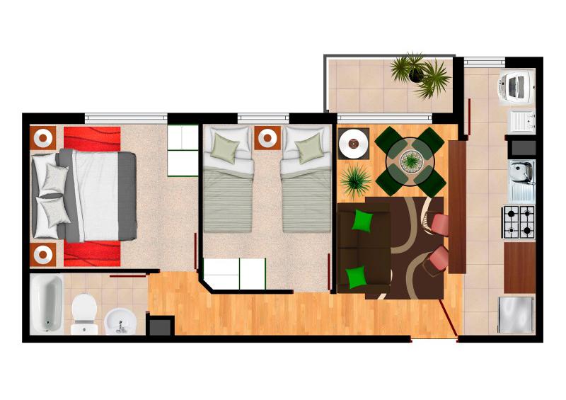 planta-2A-condominio-nueva-lafquénII
