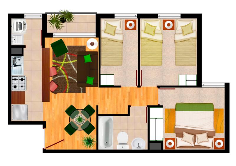 planta-3A-condominio-nueva-lafquénII